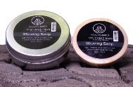 Men's Shaving Soap And Dish