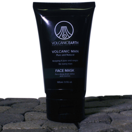 Men's Clay Mask